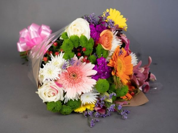 Mixed Floral Bunches